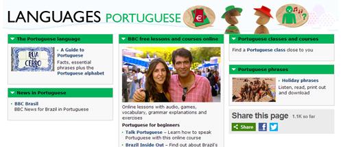 Curs de limba portugheză (BBC)