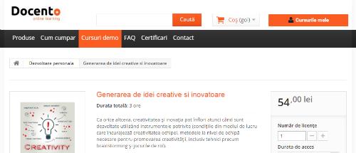 Generarea de idei creative și inovatoare