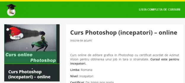 Photoshop (începători)